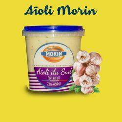 Aïoli frais «Les Sauces Morin»