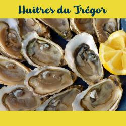 Huîtres du Trégor